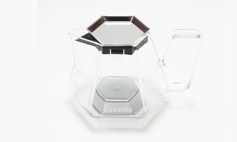 Brewista GEMシリーズ ガラスサーバー