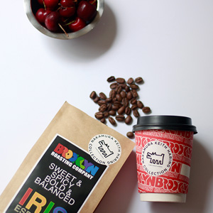 Brooklyn Roasting Company IRIS ESPRESSO BLEND