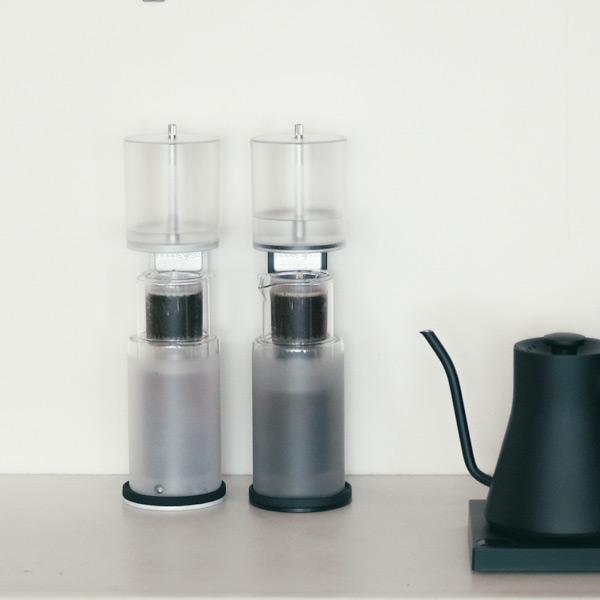 水出しコーヒー器具【BRRREWER】 2021年限定エディションに ICE & SMOKE 登場!