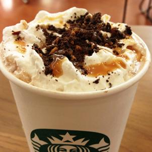 スターバックスコーヒー 期間限定「チョコレート ブラウニー モカ」
