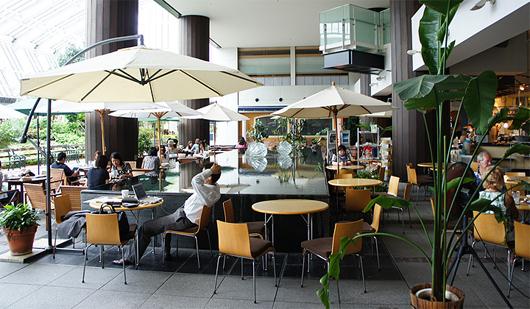 リバレイン博多の「カフェ オットー 」