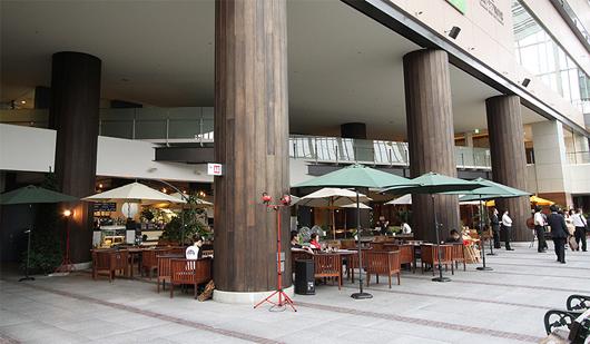 【福岡 博多区】リバレイン博多(イニミニマニモ)の  カフェ オットーで『カプチーノ』