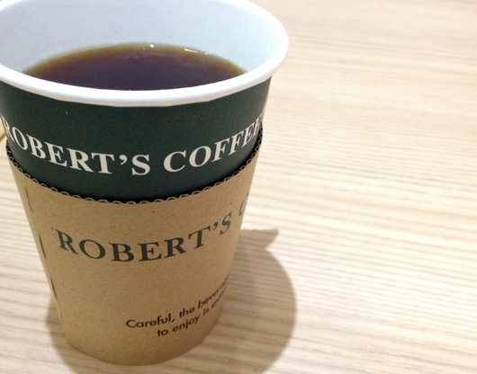 フィンランド発のカフェ「ROBERT'S COFFEE(ロバーツコーヒー)」