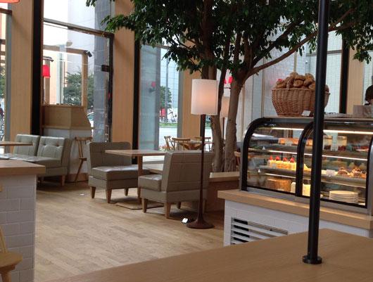 福岡・渡辺通にあるカフェ・ダイナー『rejoyce』で  パンケーキとパスタランチを。