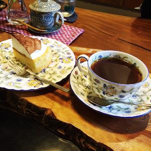 古民家コーヒー屋さん、萌香(モカ)に行って来ました。