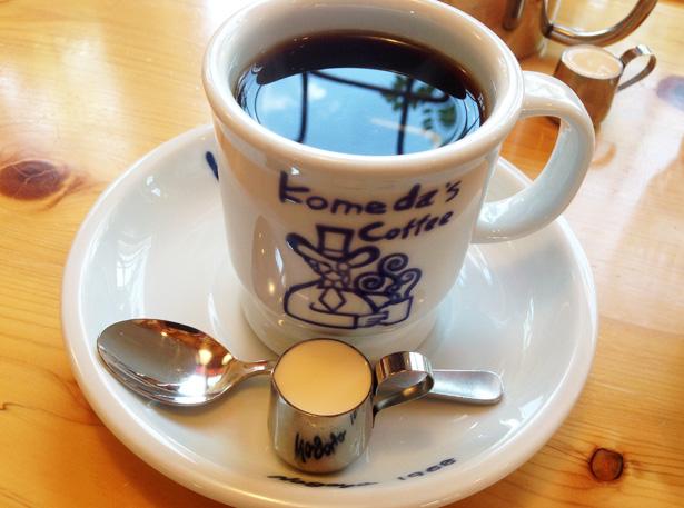 コメダ珈琲店 ホットコーヒー