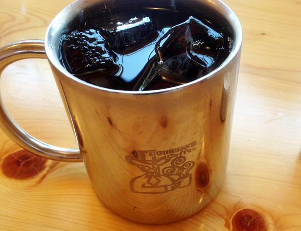 コメダ珈琲店 アイスコーヒー