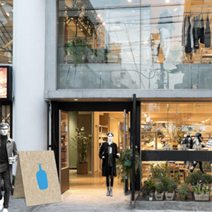 ブルーボトルコーヒー、TODAY'S SPECIAL Jiyugaokaに期間限定ストアをオープン!