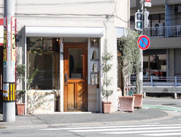 平尾のカフェ『abeki』