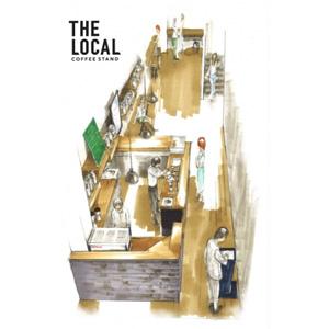 国内外の有名ロースターからセレクトしたコーヒーを味わえるデジタル コーヒースタンド『THE LOCAL』が3月上旬、東京・青山にオープン!
