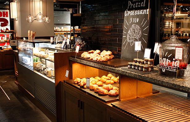 The City Bakery Tenjin カフェラテ