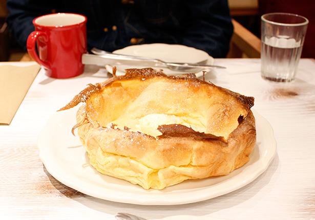 オリジナルパンケーキハウス ダッチベイビー