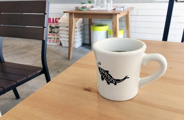 SHIROUZU COFFEE コーヒー