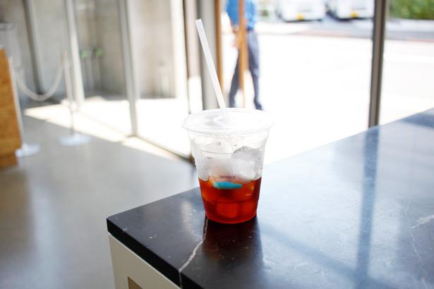 ブルーボトルコーヒー プリウス試乗味