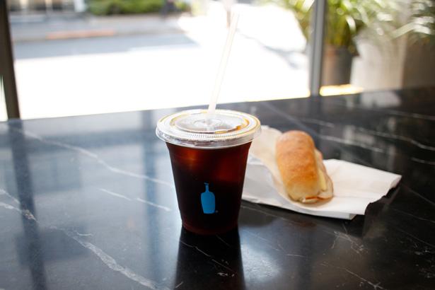 ブルーボトルコーヒー アイスコーヒー