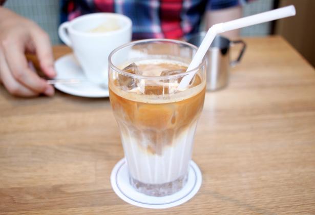 オールプレスエスプレッソ アイス・カフェラテ