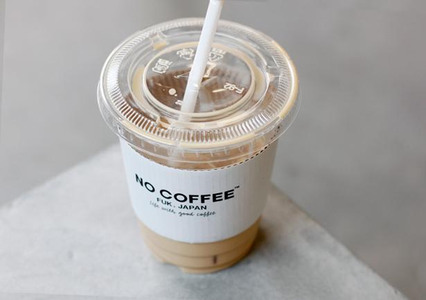NO COFFEE アイスバニララテ