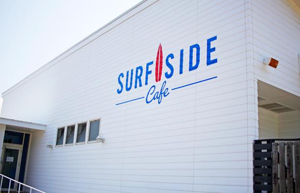 糸島のSURF SIDE CAFE(サーフサイドカフェ)に、行って来ました。