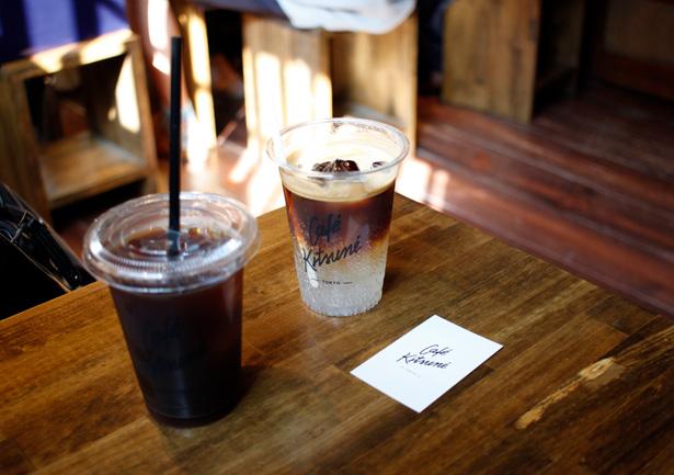 CAFE KITSUNE エスプレッソトニック