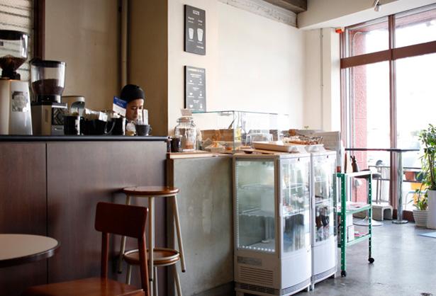 REC COFFEE(レックコーヒー)薬院店