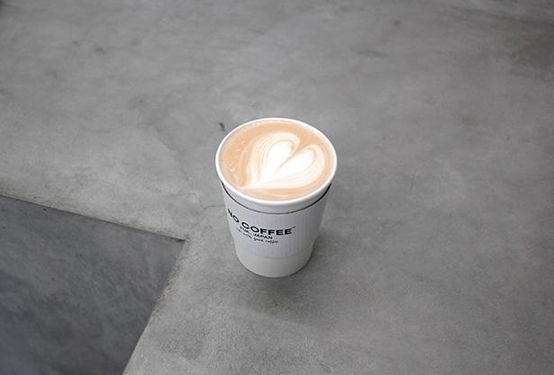 NO COFFEE バニララテ