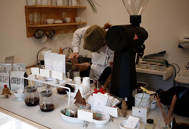 福岡市中央区平尾 MANLY COFFEE(マンリーコーヒー)