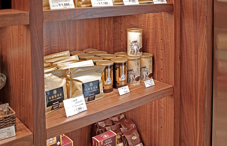 丸福珈琲店 博多阪急 ショップ