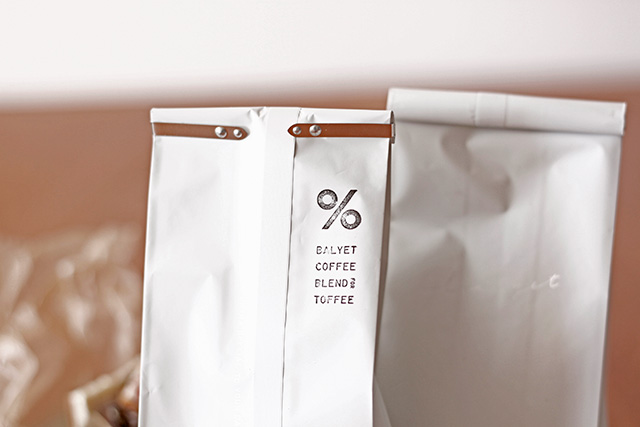 BALYET TOFFEE COFFEE アラビカコーヒー