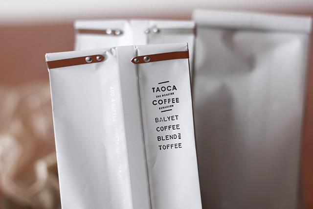 BALYET TOFFEE COFFEE タオカコーヒー