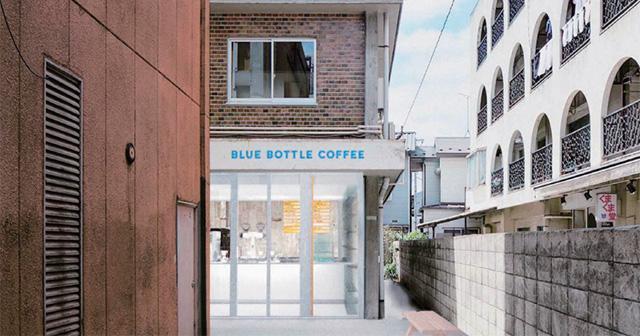 ブルーボトルコーヒー 三軒茶屋カフェ