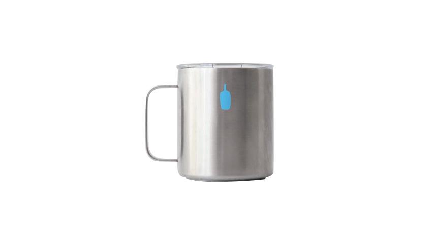 神戸カフェ限定・数量限定販売 ブルーボトルコーヒー トラベルマグ(ステンレス)