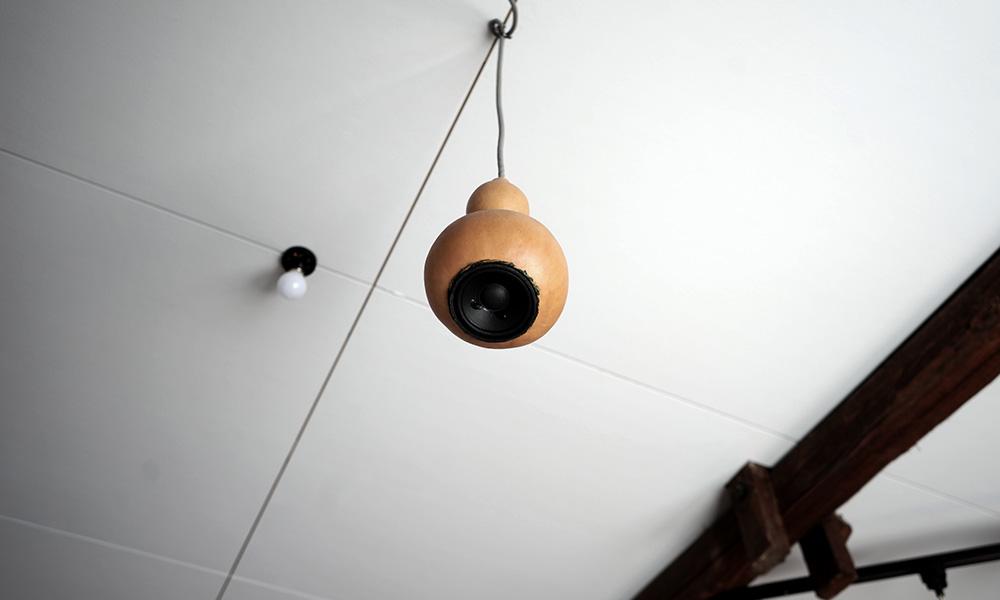 NIYOL COFFEE ニヨルコーヒー ひょうたんスピーカー