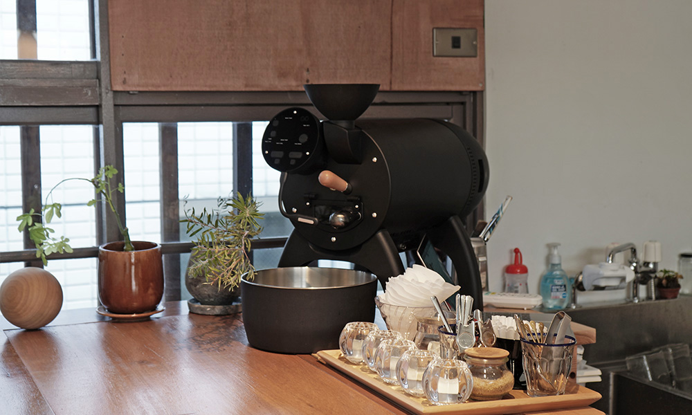 NIYOL COFFEE ニヨルコーヒー BULLET R1 Coffee Roaster