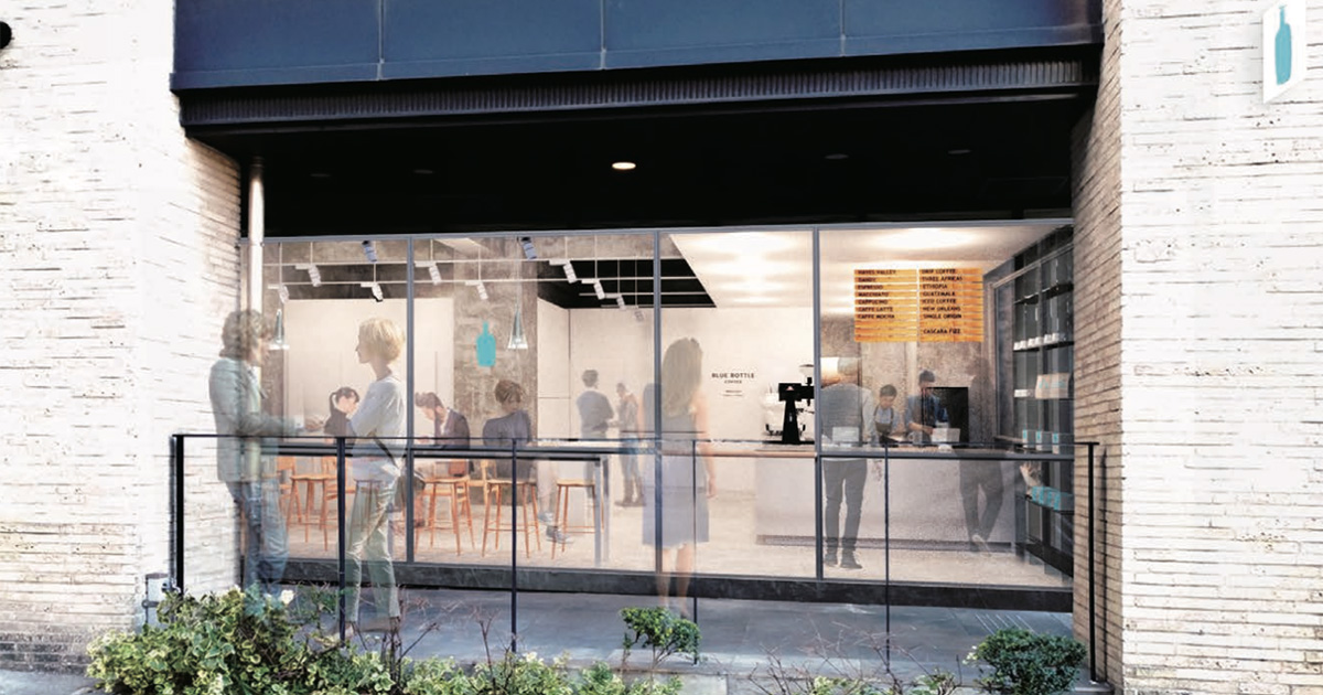 ブル ーボトルコーヒー 目黒カフェ