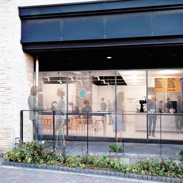 ブルーボトルコーヒー、  『目黒カフェ』が2018年8月17日にオープン!