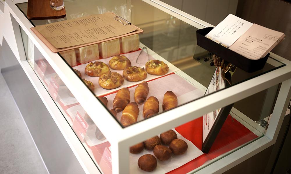シュシュズベーカリーのパン