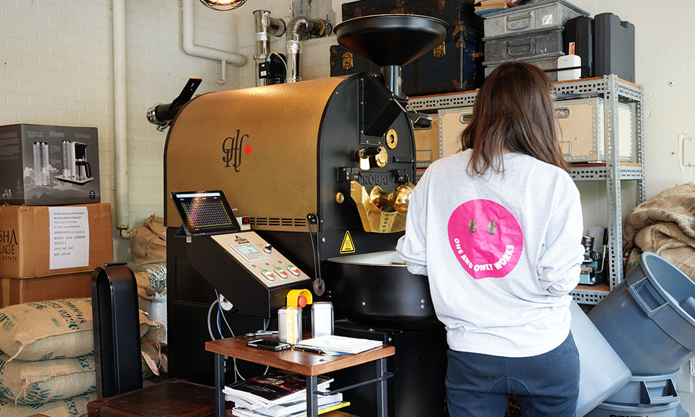 GLITCH COFFEE & ROASTERS ゲイシャ