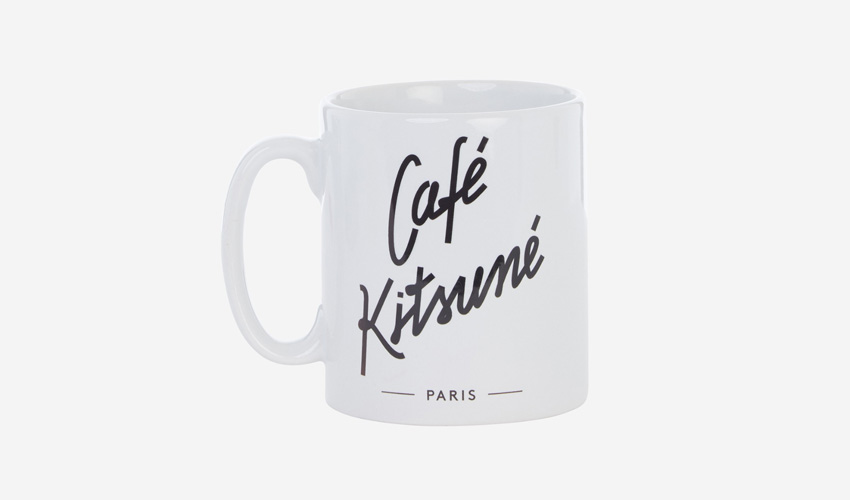 The Café Kitsuné マグ