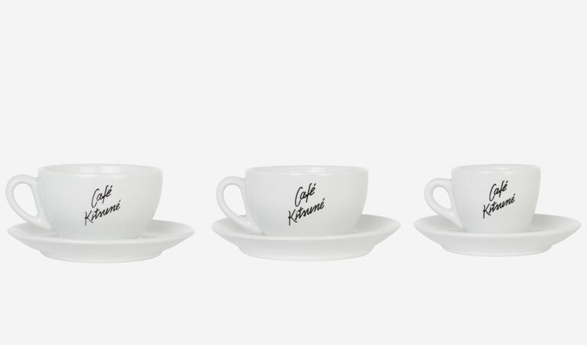 The Café Kitsuné コーヒーカップ & ソーサー