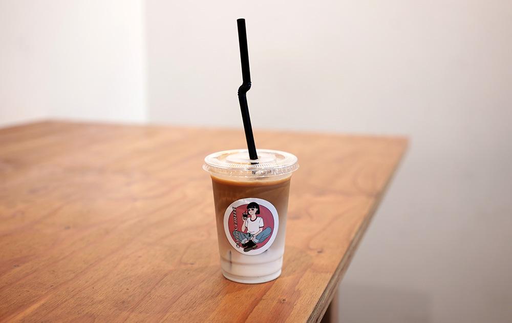 CARBON COFFEE × ヨシフクホノカ