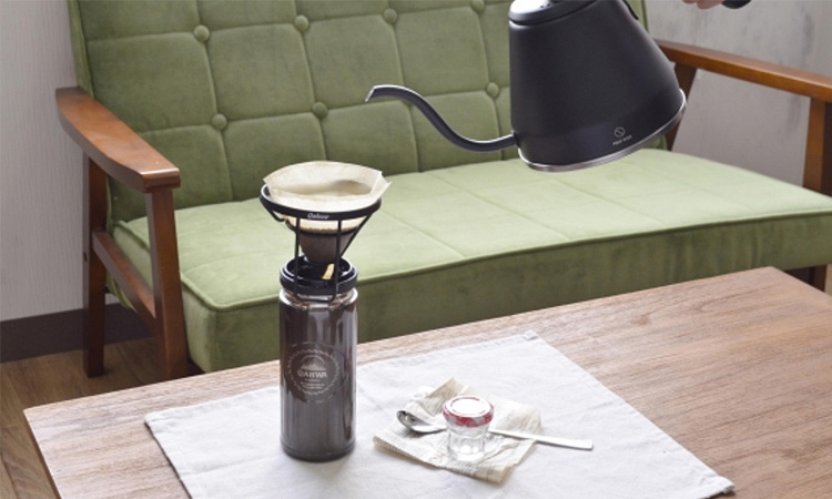 シービージャパン カフア コーヒードリッパー
