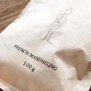 カピン珈琲のマンデリンフレンチ