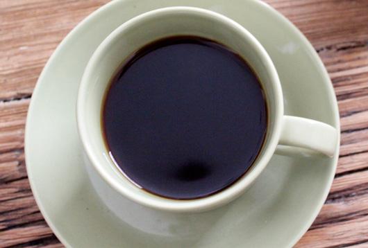 「manu coffee」のバレンタインコーヒー