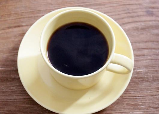 ライオンコーヒーのバニラキャラメルフレーバー