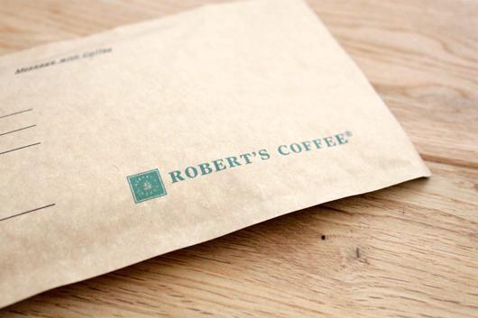ロバーツコーヒーのコーヒーメール