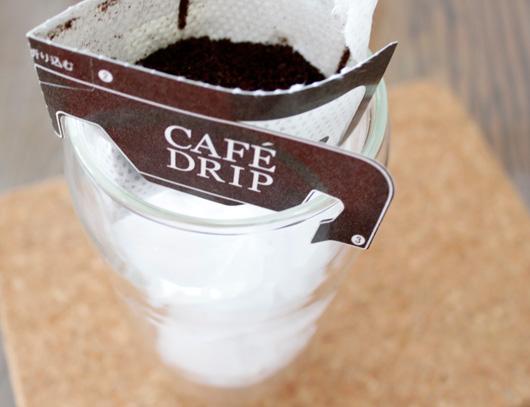 南青山マメーズのカフェドリップコーヒー「フレンチブレンド」