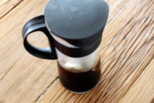 「森彦」のプレミアムアイスコーヒー【2013 アマン】水出しパック