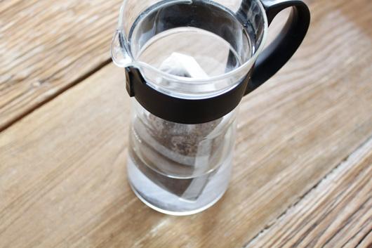 「森彦」のコーヒー