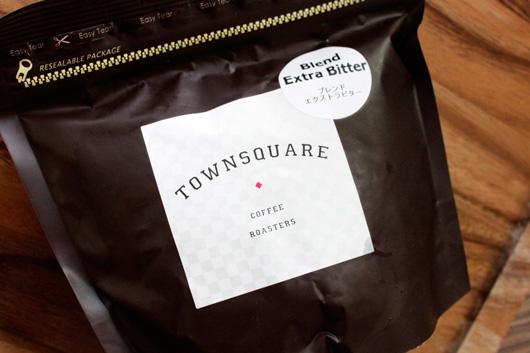 townsquare coffee roasters(タウンズスクエアロースターズ)のエクストラビターブレンド