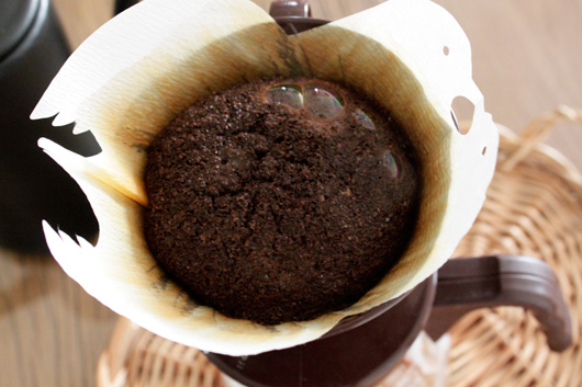 阪急のコーヒー Royal flavor(ロイヤルフレーバー)のエチオピア イルガチェフ モカ